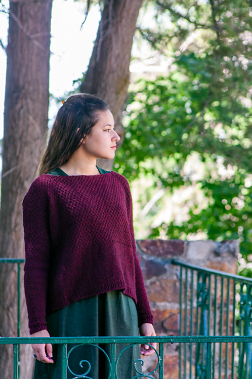 The Witching Hour Sweater - Knitting Pattern