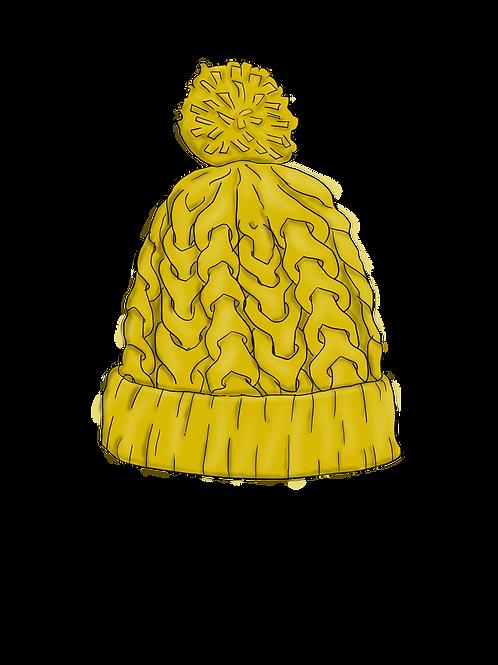 Illustration of Freezing Bandits hat