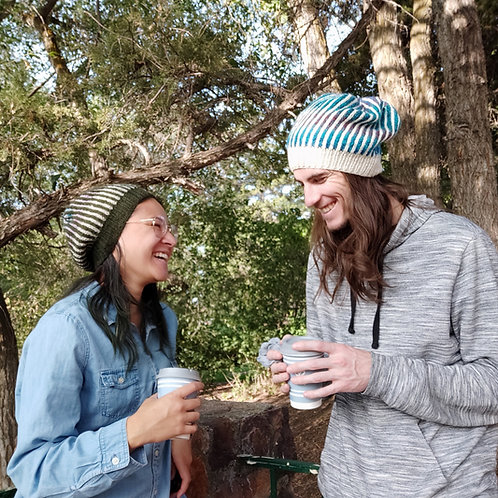 Coffee Date Knitting Pattern