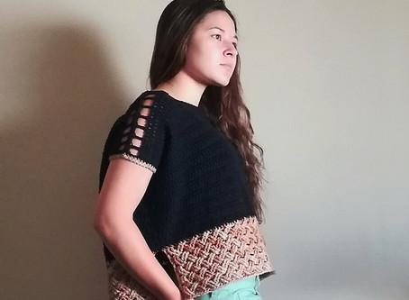 Masina Crocheted Top