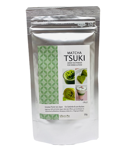 Matcha TSUKI for cooking