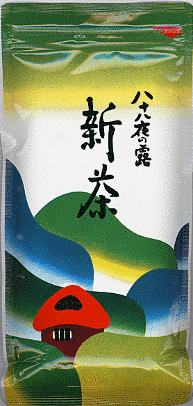 Shincha (First Flush) Hachijyu Hachiya