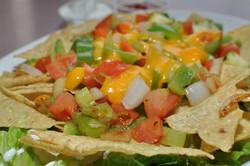 Cheese Taco Salad