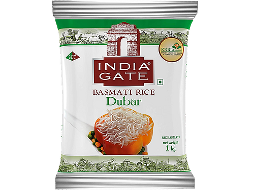 India Gate Basmati Rice - 1Kg