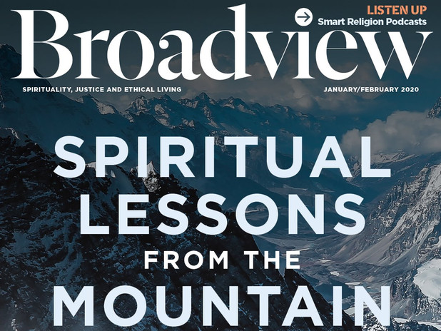 Spiritual Lessons From the Mountain