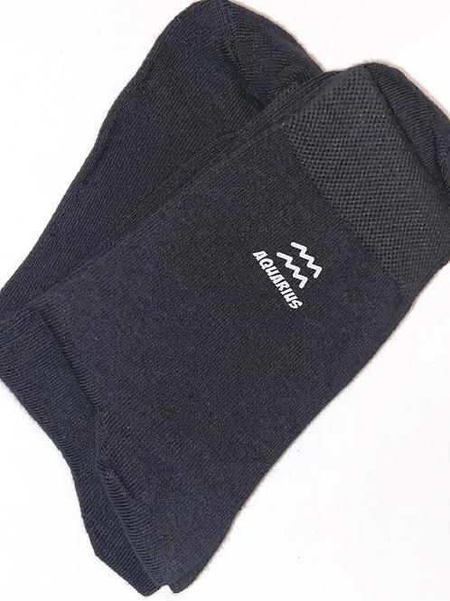 Aquarius Socks