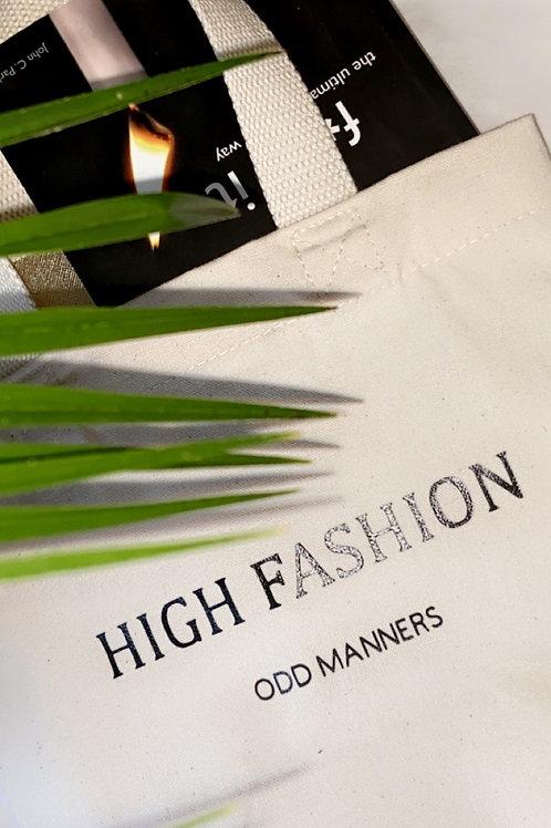 High Fashion Mini Tote Bag