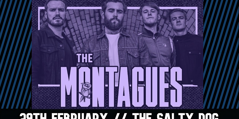 The Montagues Plus support