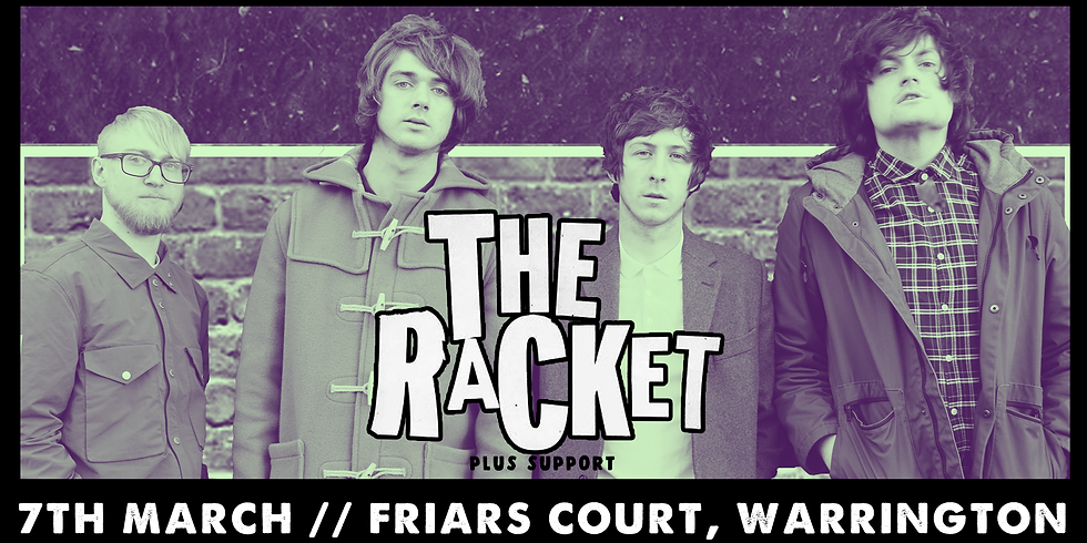 The Racket + Support