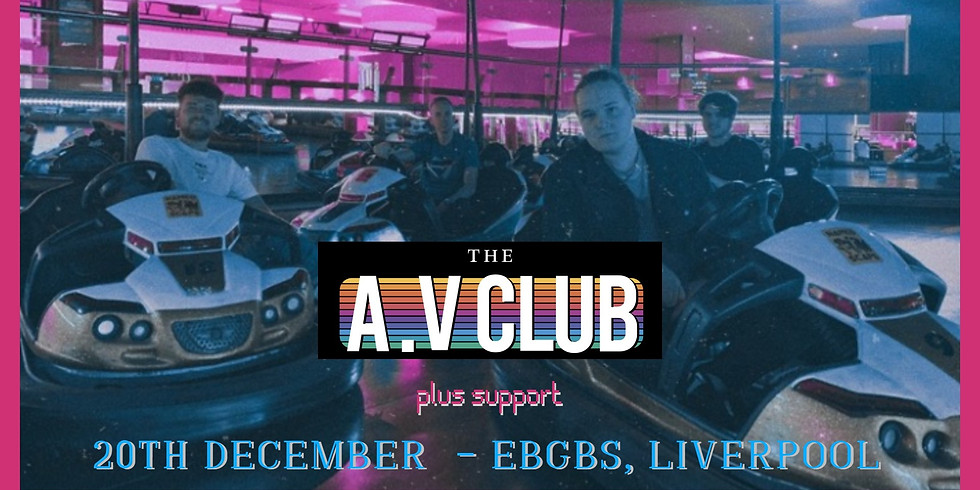 The A.V. Club + support