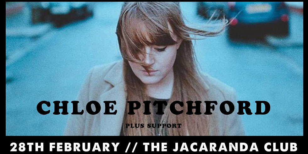 Chloe Pitchford plus support