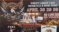poster advertising leesburg bike fest