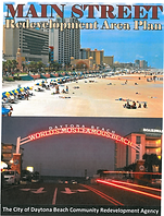 Cover of Main Street Redevelopment Area Plan