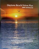 Cover of Daytona Beach Vision Plan report