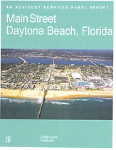 Cover of Urban Land Institute Main Street Study