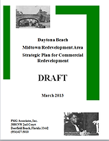 Cover of Midtown Redevelopment Area Strategic Plan for Commercial Development