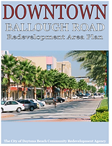 Cover of Downtown Ballough Road Redevelopment Area Plan
