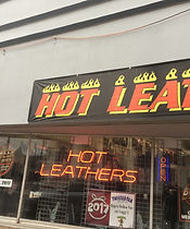 Hot Leathers storefront