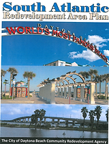 Cover of South Atlantic Redevelopment Area Plan