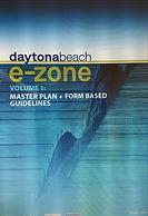 Cover of E-Zone Master Plan