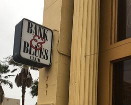 Bank and Blues facade