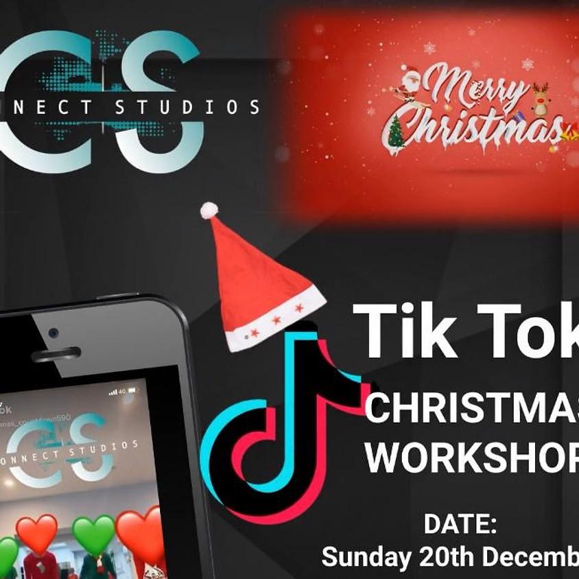 TikTok Christmas Event