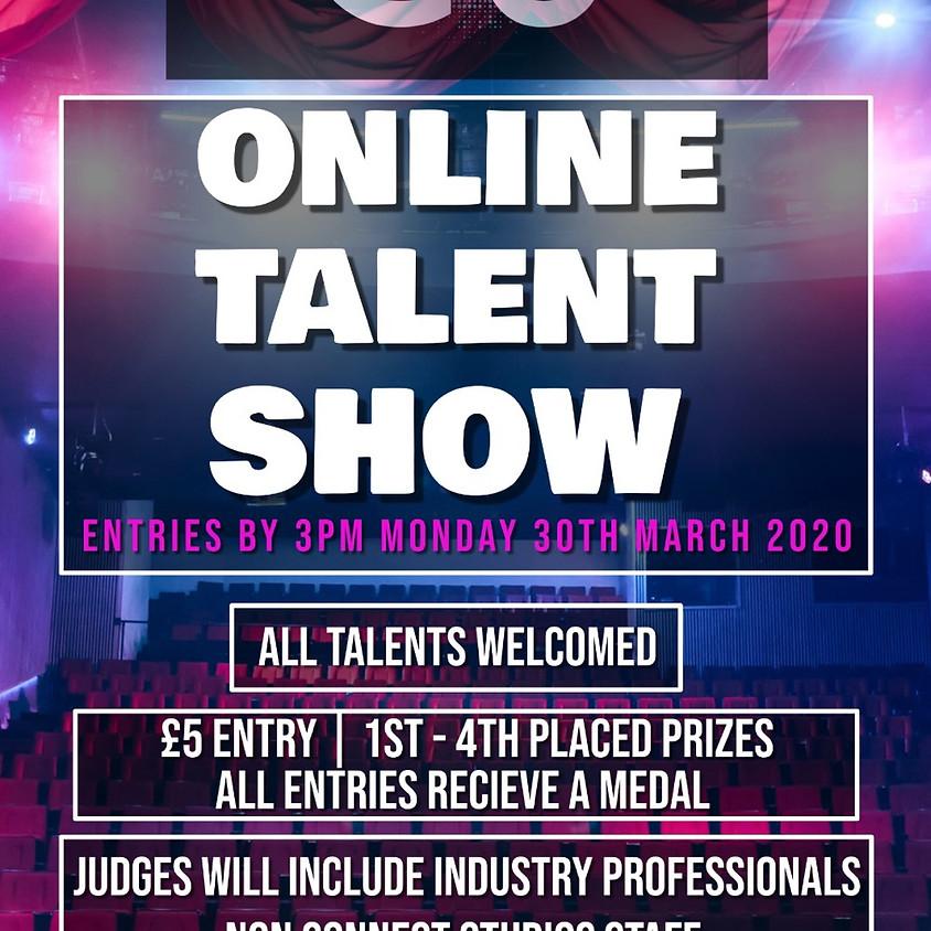 Connect Studios Online Talent Show