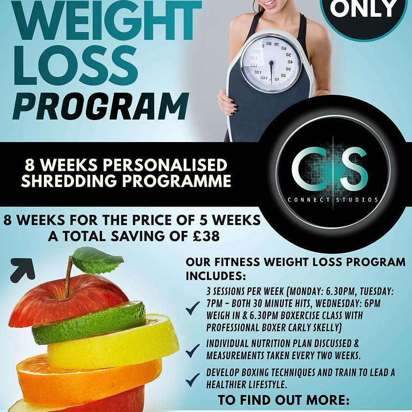 Fitness Weight Loss Program