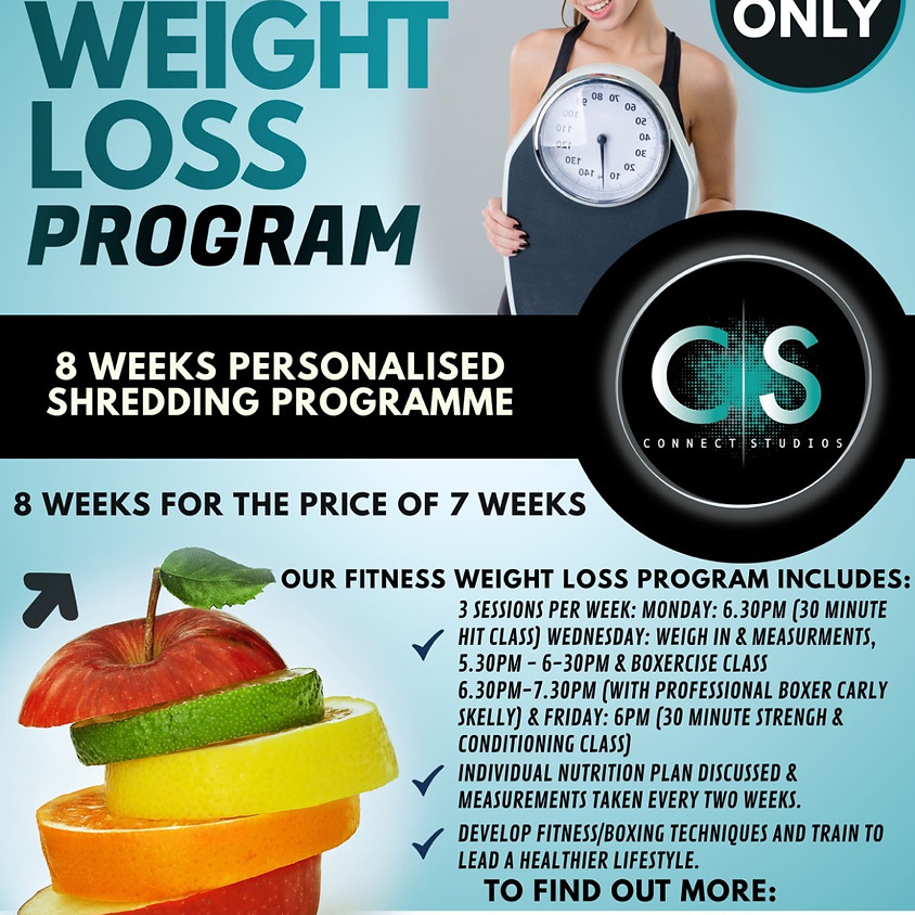 Fitness & Weight Loss Programme