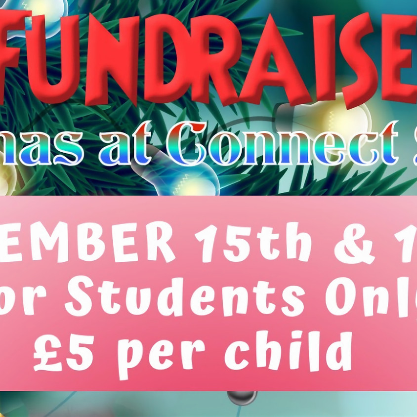 Performing Arts Student Christmas Fundraiser