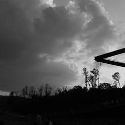 Gatlin. Sky From Bridge