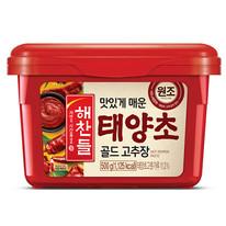 Паста острая из красного перца «Хэчандыль»