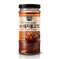 Соус барбекю по-корейски «Бэксоль»для свинины