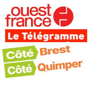 Revue de presse : on parle du Collectif Bicyclette Bretagne !