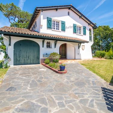 Bidart, Arguizabal, maison vintage