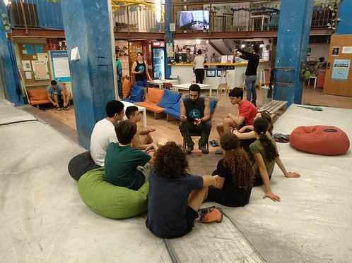 Large Group (4+) Coaching Classes