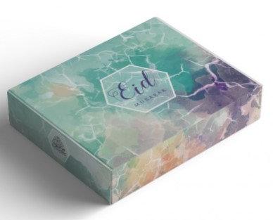 Eid Watercolour Gift Box