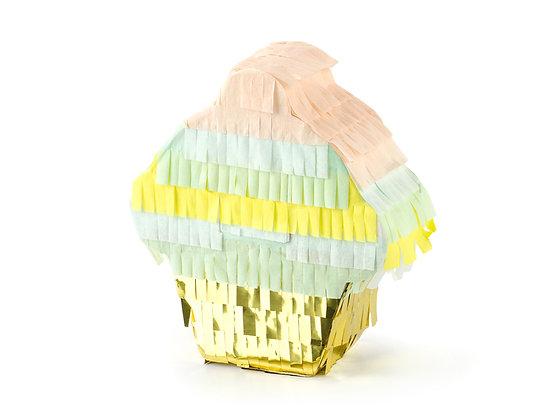 Mini Pinata - Cupcake