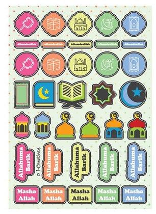 Kids Rewards Stickers