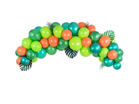Jungle Balloon Arch 200 cm