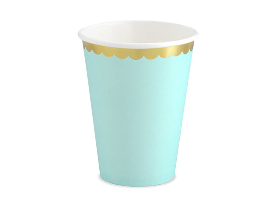 Green Cups - Pack of 6