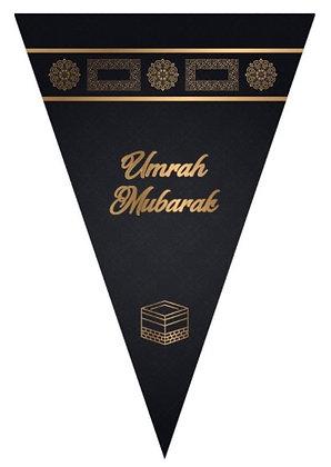 Umrah Mubarak Bunting