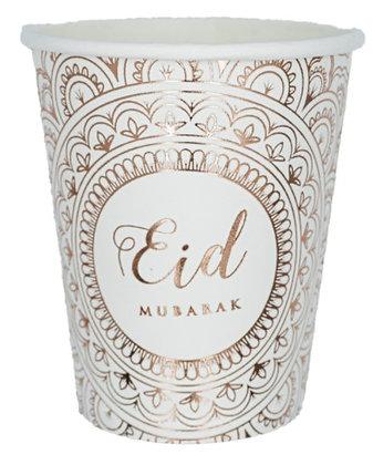 Eid Desert Rose Cups - Pack of 6