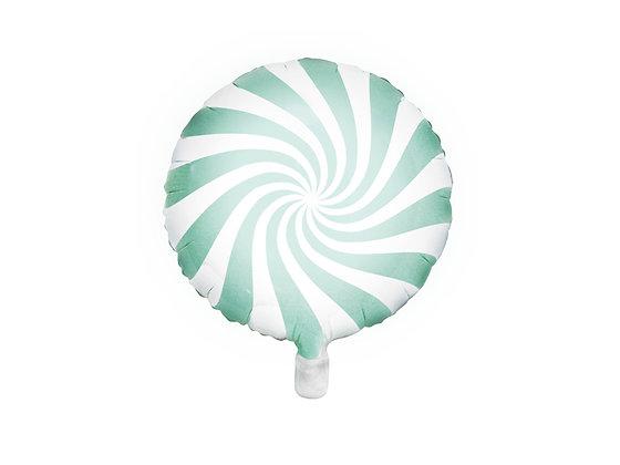 Green Candy Foil Balloon