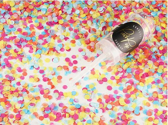 Confetti Push Pop Bright Mix