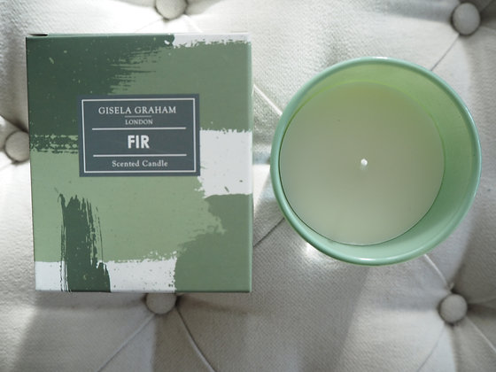 Gisela Graham Fir Scented Candle
