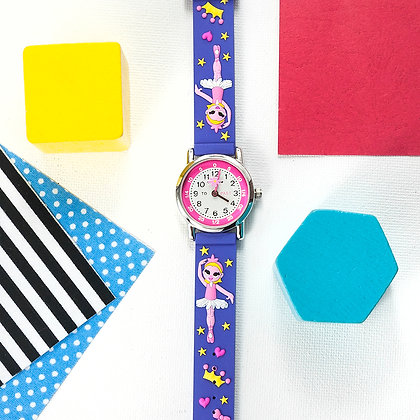 Personalised Ballerina Watch