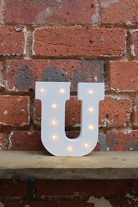 Light Up Letter