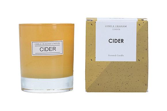 Gisela Graham Scented Candle -Cider