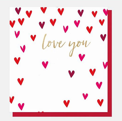 Card - Love you